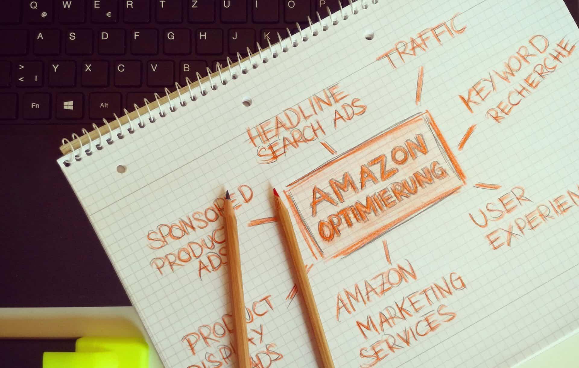 Erstelle dir vorher eine Amazon-SEO-Strategie