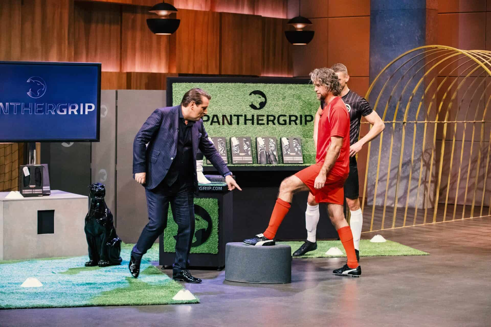 Panthergrip bei DHDL