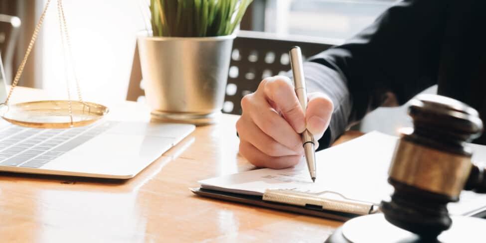 Eine Unternehmensgründung erfordert die Eintragung ins Handelsregister