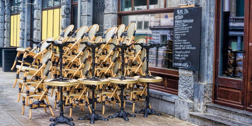 Hotel- und Gastronomiebetriebe müssen weiter geschlossen bleiben.