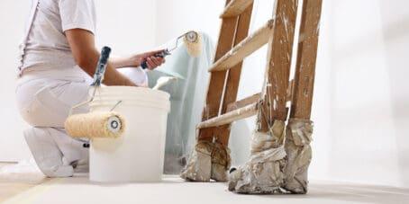 Selbstständig machen als Maler und Lackierer