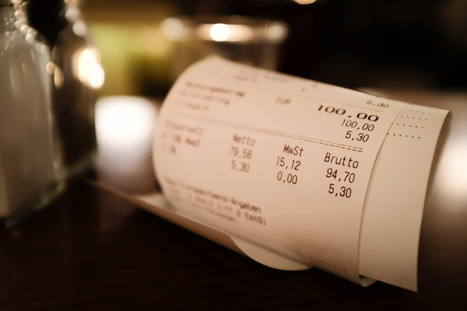 Für die Gastronomie wird die Mehrwertsteuer befristet gesenkt