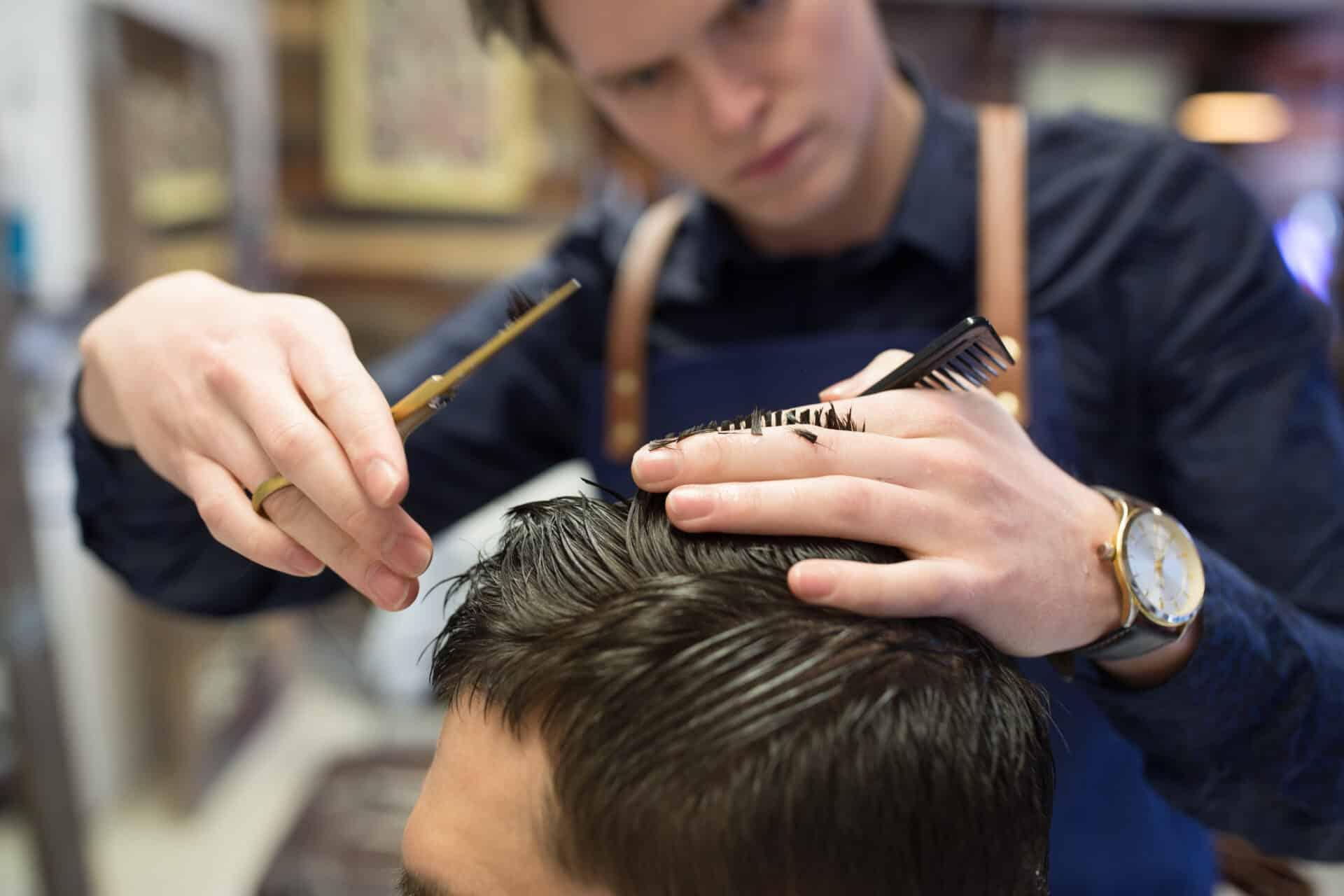 Friseur Zu