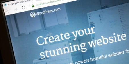 Ein WordPress Hosting Anbieter muss gut gewählt sein