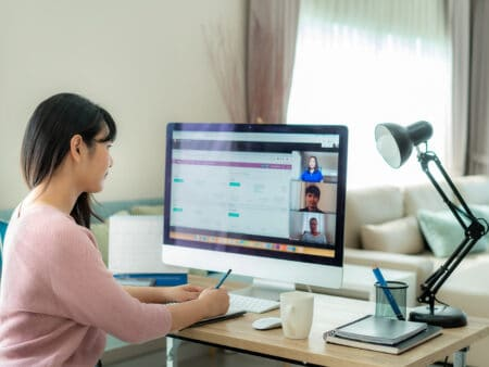 Virtuelles Büro