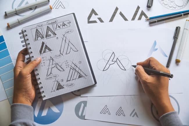 Marken Logo erstellen lassen - Design-Agentur