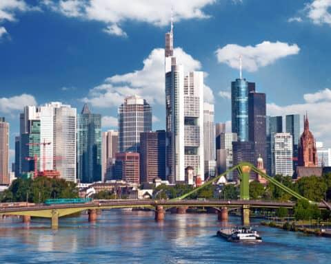 Die 10 erfolgreichsten Startups in Frankfurt
