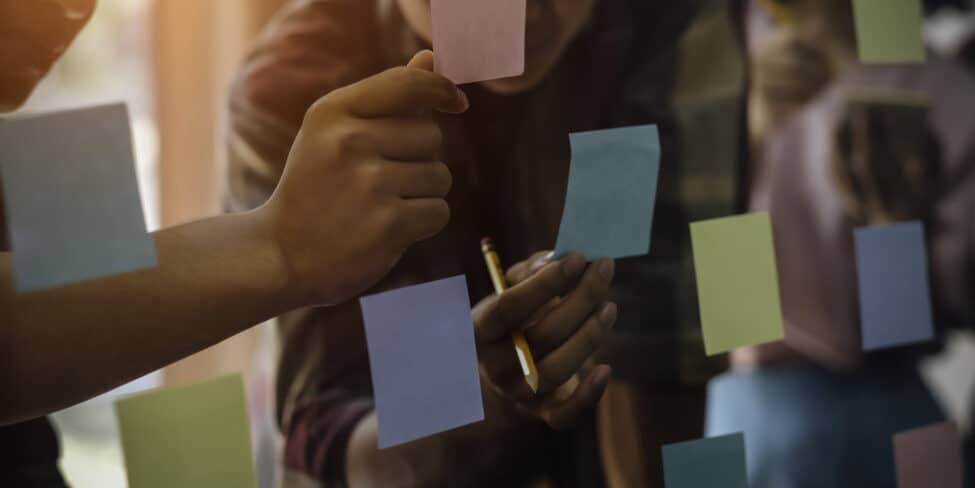 Mit dem Business Model Canvas ein Konzept erstellen