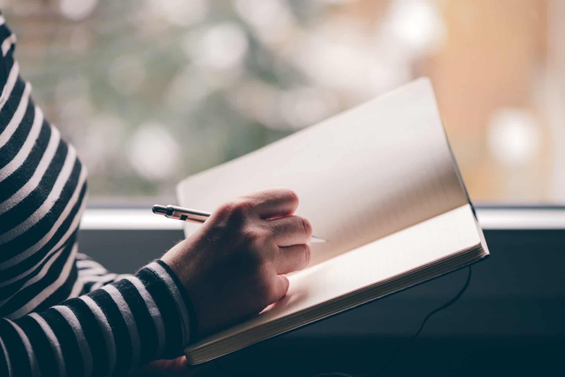 Tagebuch schreiben und Erfolge bewusster machen