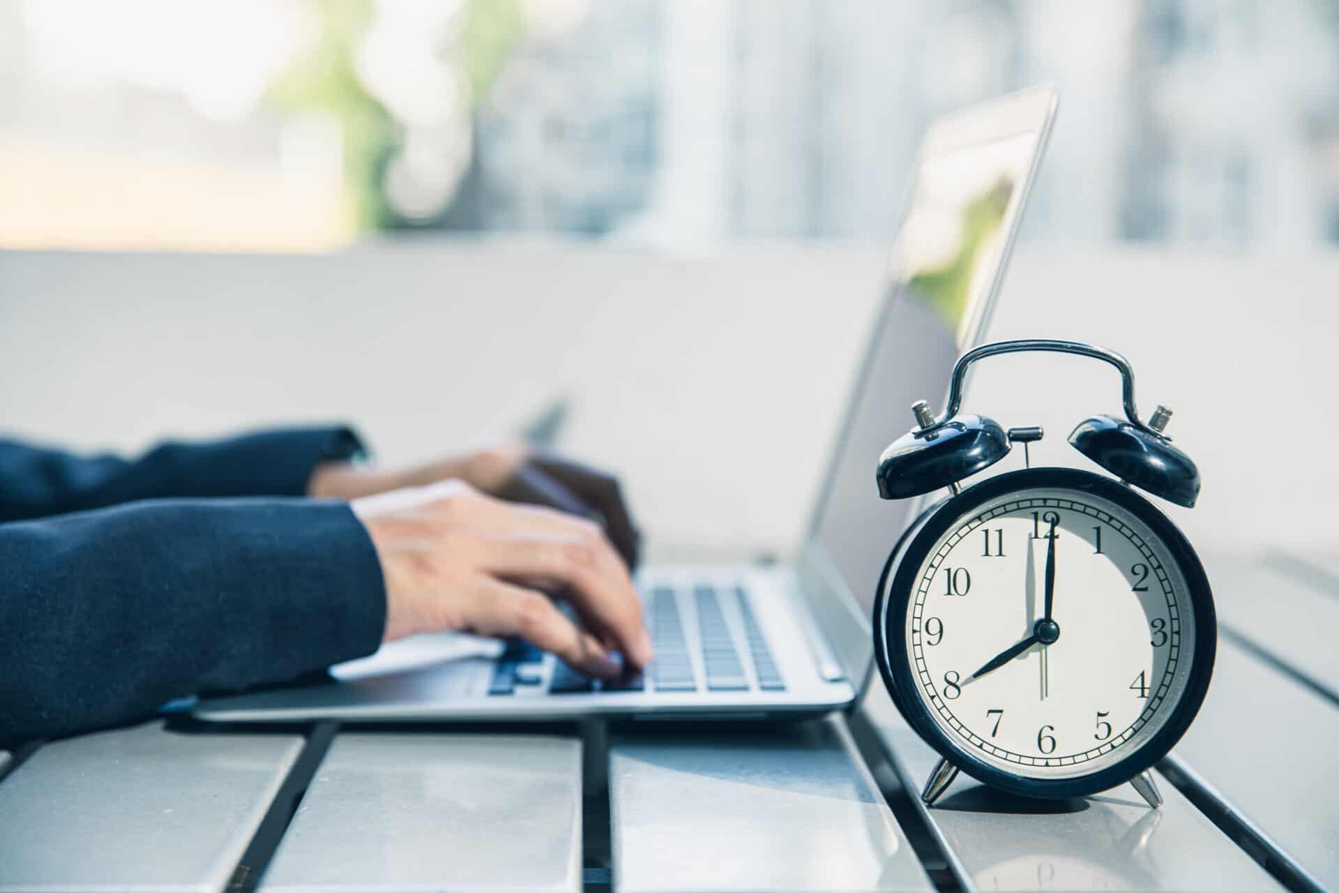 Die Tic-Toc-Methode hilt beim besseren Zeitmanagement