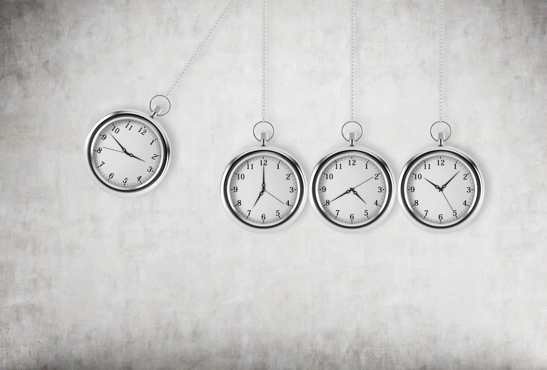 Zeitmanagement ist eine wichtige Voraussetzung, um alle Aufgaben zu erledigen
