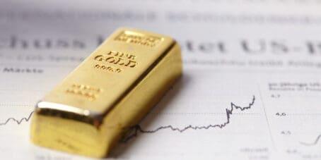 Handel mit Gold