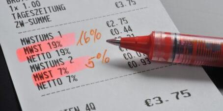 Mehrwertsteuersenkung Pro und Contra