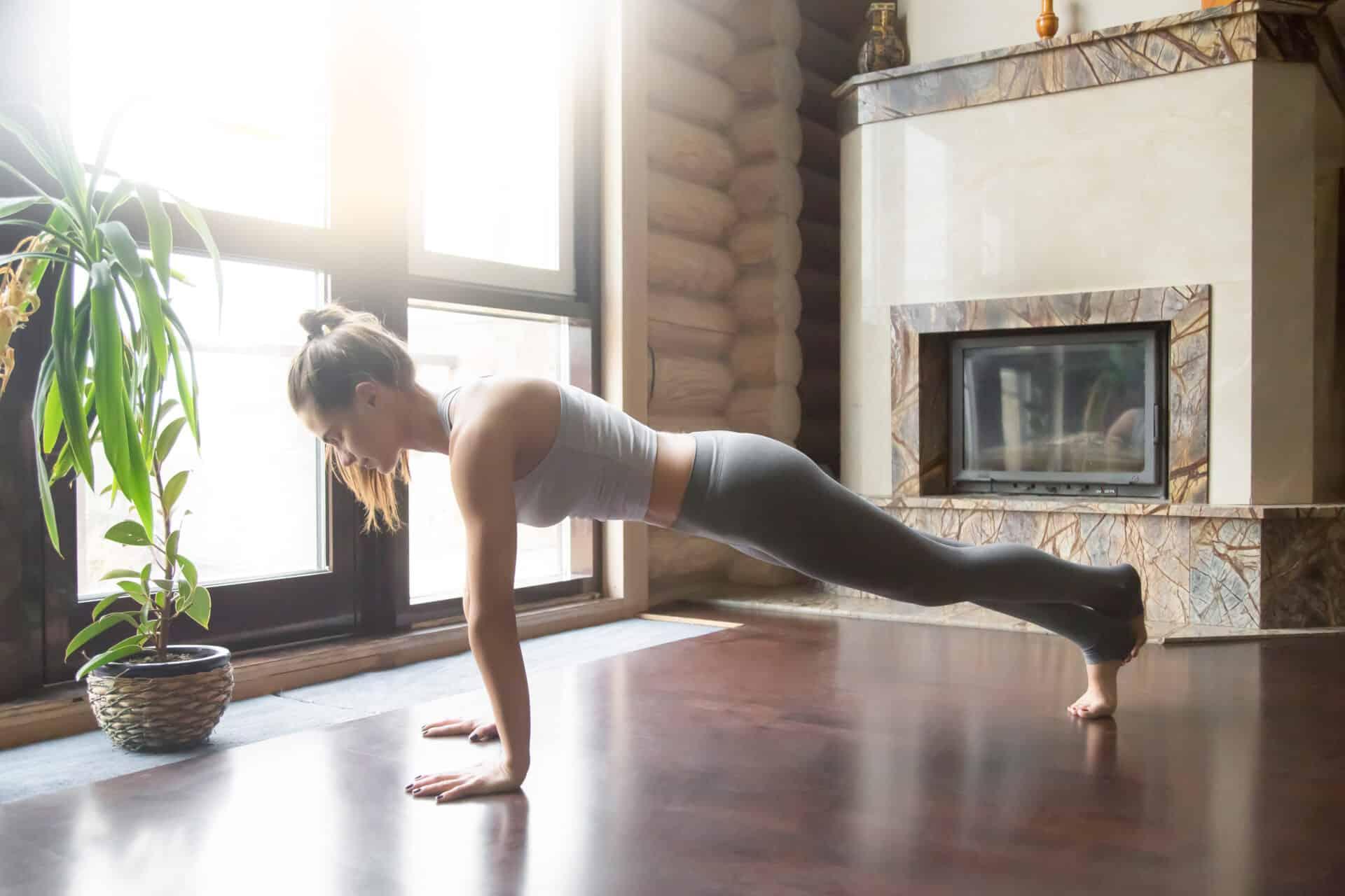 Home Workout Burpee