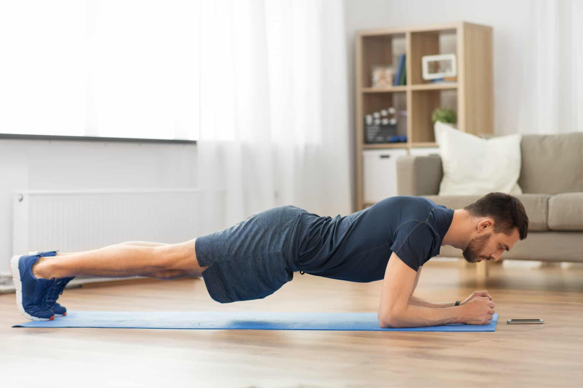 Home Workout Plank