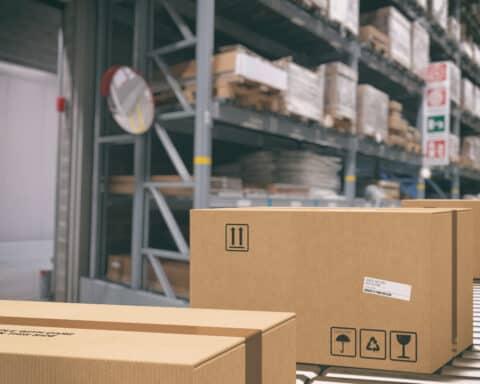 Logistikbranche boomt in der Corona-Krise.