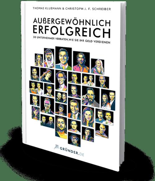 Buchcover von Außergewöhnlich Erfolgreich