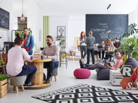 Coworking Space in Berlin