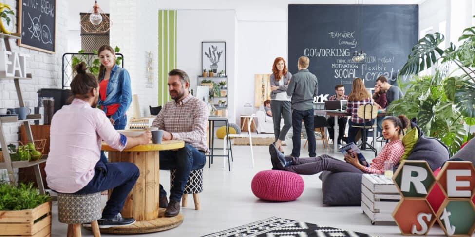 Coworking Space in Berlin