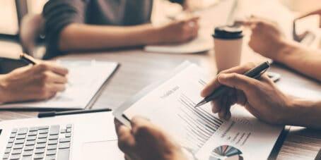 Firmenbewertung/Unternehmensbewertung