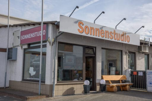 Jens Hilbert Sonnennstudio seiner Mutter