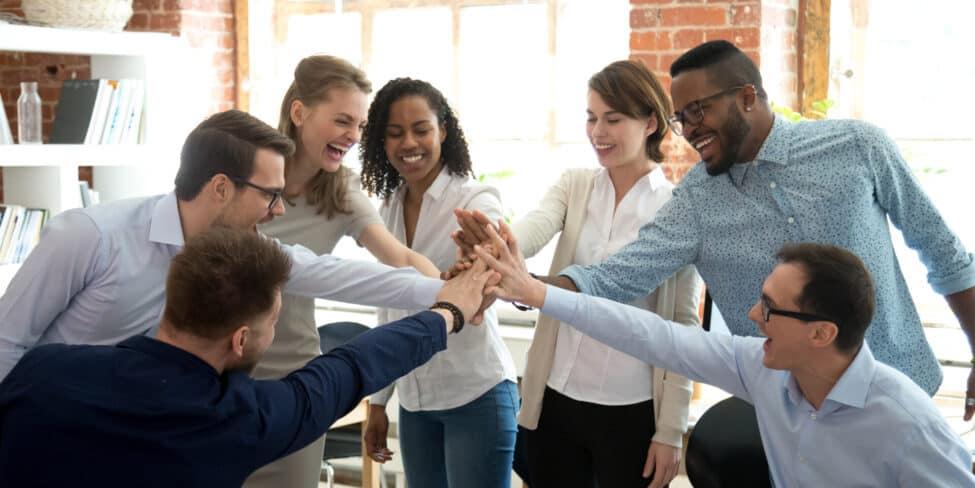 Mitarbeiterführung: Mitarbeiter gut zu führen ist Grundvoraussetzung, um eine gute Führungskraft zu sein