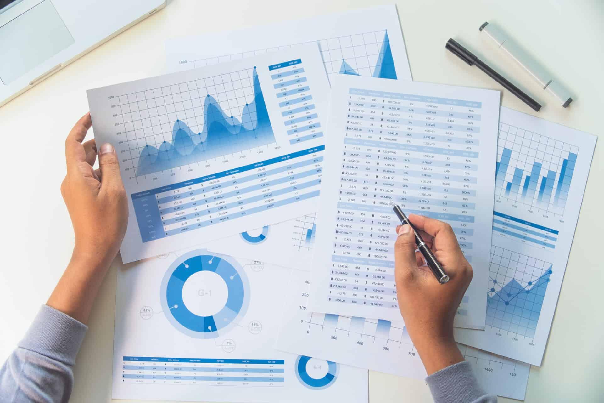 Unternehmensbewertung herausfinden