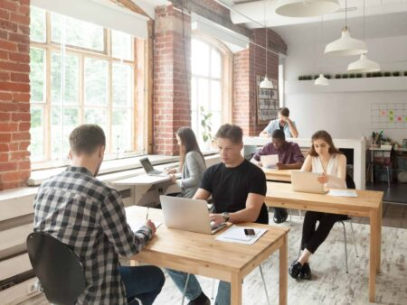 Coworking Spaces in Düsseldorf