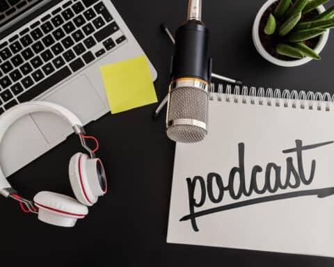 Podcast erstellen
