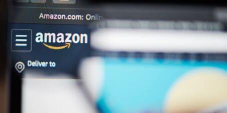Zusammenarbeit mit Amazon-Agentur
