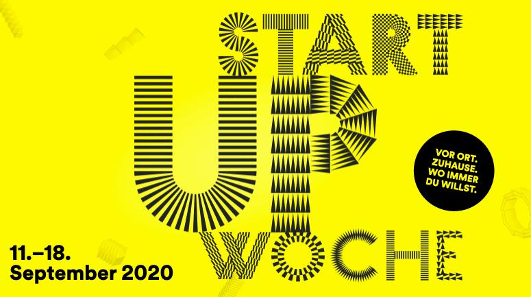Startupwoche Düsseldorf 2020
