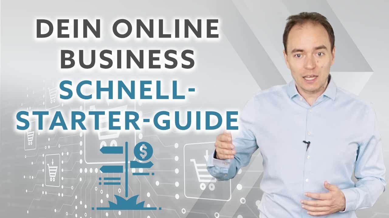 Webinaranmeldung: Dein Online Business Schnellstarter-Guide