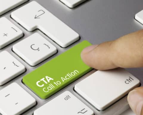 Schon ein Klick kann durch einen Call-to-Action ausgelöst werden.