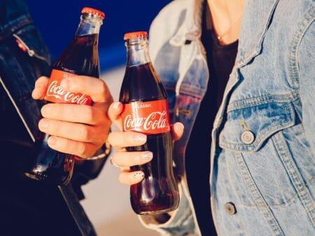Coca-Cola auf Platz 6