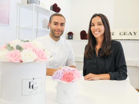 Paolo Oliva & Sarah Zergaw, Gründer von Emmie Gray