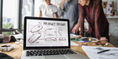 Das Produktdesign ist ein wichtiger Bestandteil der Produktpolitik.