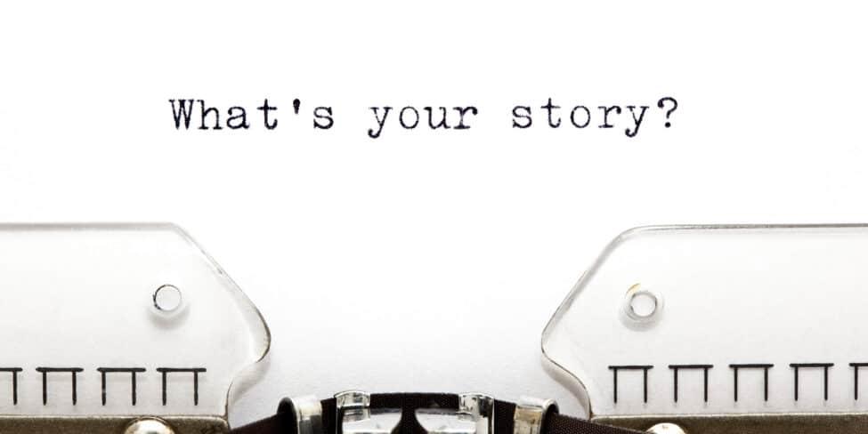 Für ein gelungenes Storytelling im Marketing musst du eine fesselnde Geschichte erzählen.