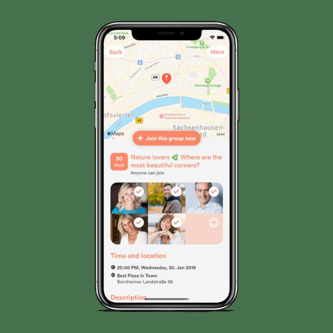 App Meet5