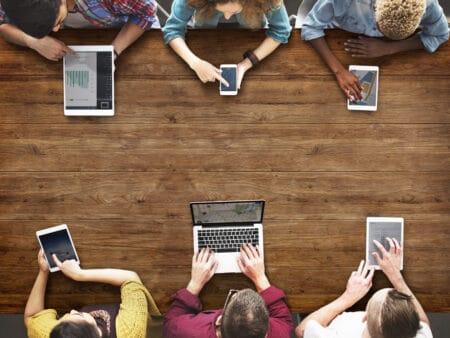 Kommunikationspolitik ist einer der vier Teilbereiche des Marketing-Mix.