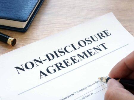 Wir verraten, wie man ein NDA (Non-Disclosure Agreement) erstellt.