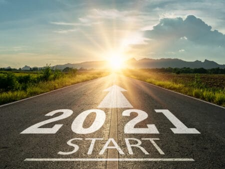 Gute Vorsätze 2021 - Ziele