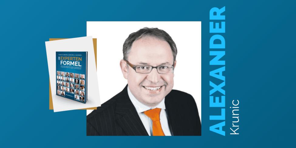 Alex Krunic Expertenwissen