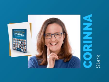 Corinna Stark spricht als Co-Autor in der Experten-Formel über das Erreichen ihrer Ziele
