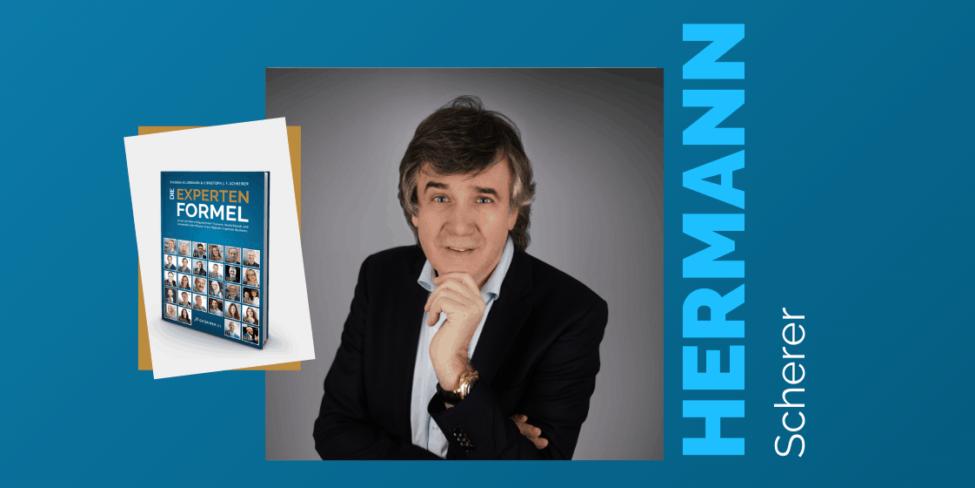 Experten Formel - Speaker Hermann Scherer