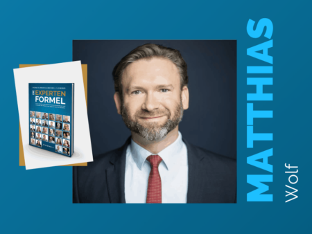 Vermögen Matthias Wolf Experten-Formel