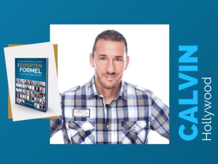 Speaker Calvin Hollywood Expertenformel