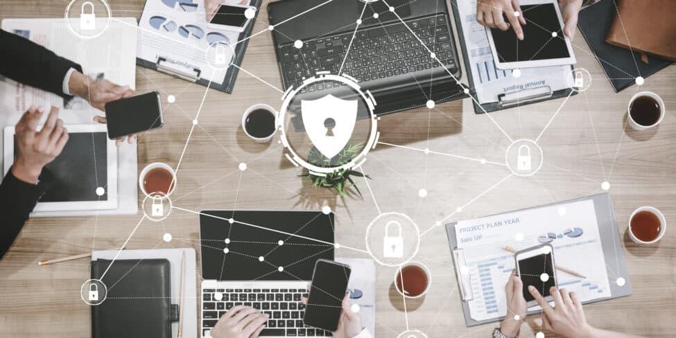 Datenschutz Sicherheit