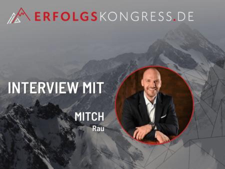 Mitch Rau Speaker beim Erfolgskongress