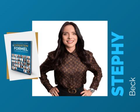 Stephy Beck Top-Expertin im Bereich Business Positionierung - Experten-Formel