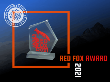 RED FOX Award 2021